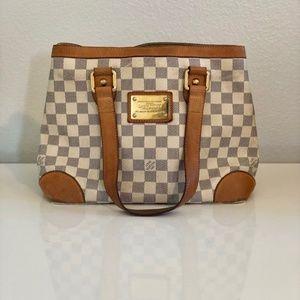 Louis Vuitton Hampstead Pm Canvas Bag